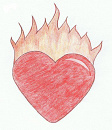 Cover: Heart of Fire