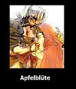 Cover: Apfelblüte