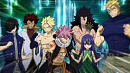 Cover: Fairy Tail - The changing City