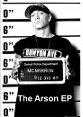 Cover: The Arson EP