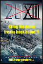 Cover: Bring the damn freaks back home!!!