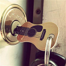 Cover: Music is the key to the heart...