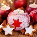 Cover: Auf der falschen Weihnachtsfeier