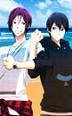 Cover: Wir zwei am Strand