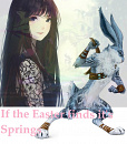 Cover: If the Easter finds it's Spring
