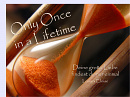Cover: Only Once in a Lifetime