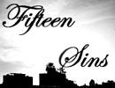 Cover: fifteen sins
