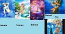 Cover: Die 5 Meerjungfrauen