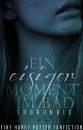 Cover: Ein eisiger Moment im Bad