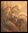 Cover: Der Fuchs und der kleine Naruto