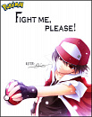 Cover: Fight me, please!