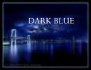 Cover: dark blue