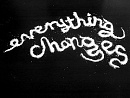 Cover: Everything changes!