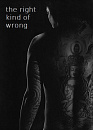 Cover: The right kind of wrong
