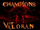 Cover: Champions of Valoran