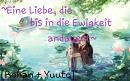 Cover: ~Eine Liebe die bis in die Ewigkeit andauert~