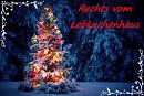 Cover: Rechts vom Lebkuchenhaus