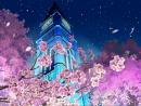 Cover: Gefühle unter den Kirschbäumen