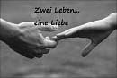 Cover: Zwei Leben ...