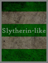 Cover: Slytherin-like