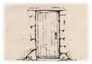 Cover: La petite porte dans le moulin à vent