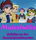 Cover: Majestulös