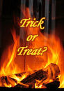 Cover: Trick or Treat?