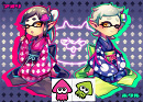 Cover: The Origin of the Squid Sisters