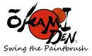 Cover: Okamiden Swing the Paintbrush