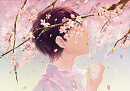 Cover: Kirschblüten im November