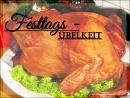 Cover: Festtagsübelkeit