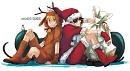 Cover: Weihnachtsmann im Doppelpack!?