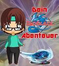 Cover: Dein Beyblade-Abenteuer