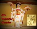 Cover: Die Wander-Geisha