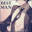 Cover: best man