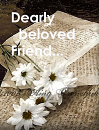 Cover: Dearly beloved Friend