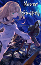Cover: Never Simpel