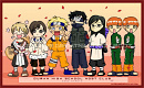 Cover: Konoha Highshool Ninja Club