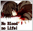 Cover: No Blood no Life!