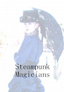Cover: steampunk magicians