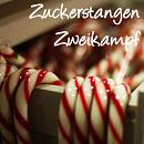 Cover: Zuckerstangen-Zweikampf