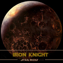 Cover: Star Wars Iron Knight