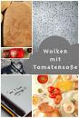 Cover: Wolken mit Tomatensoße