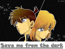 Cover: Save me from the dark