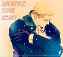 Cover: Sacrifice your heart