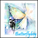 Cover: Butterflyboy