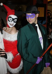 Cosplay-Cover: Riddler [Animated Series]