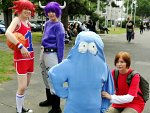 Cosplay-Cover: Bloo