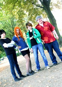 Cosplay-Cover: Kevin E. Levin (Ben10 - Alien Force)