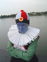 Cosplay-Cover: Prinz Pilaf